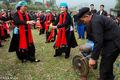 Dancing, Drum, Festival, Gong, Lao Cai, Vietnam, Zhuang