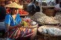 Burma, Market, Selling, Shan, Shan State