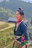 Apron,China,Earring,Guizhou,Hair,Miao