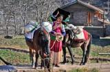 China,Earring,Hat,Horse,Pack Animal,Yi,Yunnan