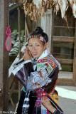China,Earring,Guizhou,Head Band,Miao