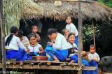 Burma,Lahu,Shan State,Stitching