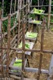 Animist Shrine,Burma,Shan State