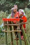 China,Dujie,Hat,Platform,Sai Mienh,Yao,Yunnan