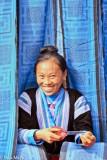 China,Market,Miao,Selling,Yunnan