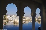 Arch,Hotel,India,Rajasthan