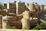 Fort,India,Rajasthan,Wall