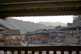 Balcony,China,Guizhou,Residence,Village