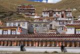 China,Monastery,Prayer Wheel,Sichuan,Tibetan