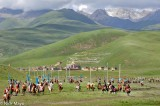 China,Festival,Horse,Monastery,Sichuan,Standard,Tibetan