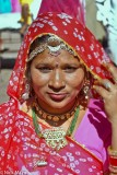 Earring,Head Band,Head Scarf,India,Necklace,Rajasthan