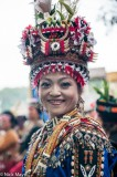 Central Mountains,Earring,Hat,Necklace,Rukai,Taiwan,Wedding
