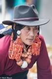 China,Hair,Hat,Necklace,Qinghai,Tibetan