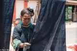 China,Cloth Drying,Guizhou,Hair,Hair Pin,Miao,Necklace