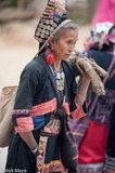 Earring,Laos,Market,Pala,Phongsali,Turban