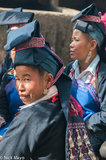 China,Earring,Hani,Hat,Wedding,Yunnan