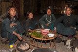 Bracelet,Burma,Eating,Eng,Hat,Shan State