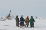 Nenets,Russia,Tent,Yamalo-Nenets