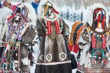 Backpiece,Festival,Nenets,Russia,Yagushka,Yamalo-Nenets