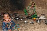 Bracelet,Gujarat,Head Scarf,India,Nose Stud,Pathan,Preparing