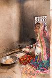 Bangle,Bracelet,Gujarat,Head Scarf,India,Preparing