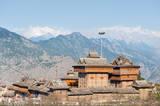 Bhimakali Temple & Himalaya