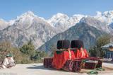 Festival,Hat,Himachal Pradesh,India,Palanquin
