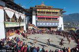 Arunachal Pradesh,Festival,India,Mask,Monastery,Monk,Monpa