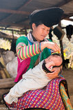 Burma,Miao,Shan State,Shaving,Turban