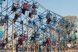 Ferris Wheels At The Fair