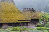 Japan,Kinki,Residence,Roof,Thatch