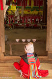 Altar, Dujie, Lai Chau, Vietnam, Yao