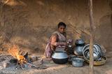 Chhattisgarh, Gond, Hearth, India
