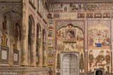 India, Mural, Rajasthan