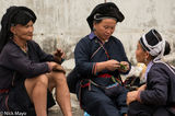 Earring, Ha Giang, Hat, Vietnam, Yao