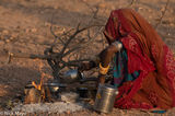 Cooking, Festival, India, Rajasthan