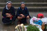 Earring, Ha Giang, Hat, Market, Selling, Vietnam, Yao