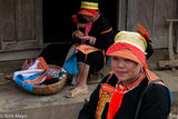 Lai Chau, Sewing, Stitching, Vietnam, Yao
