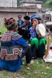 Bimaw,China,Market,Sichuan,Yi