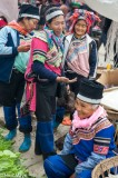 China,Hat,Market,Yi,Yunnan