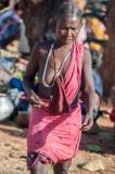 Chhattisgarh,Gond,India,Market,Necklace