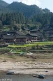 Traditional Riverside Village