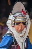 Burma,Hani,Headdress,Shan State