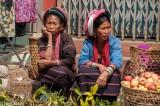 Burma,Market,Palaung,Selling,Shan State