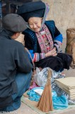 Ha Giang,Hat,Market,Selling,Vietnam,Yao