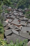Village In The Narrow Valley