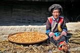 China,Lisu,Sorting,Turban,Yunnan