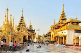 Burma,Rangoon Division,Shrine,Stupa,Temple