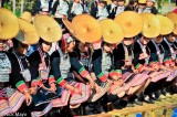 Breastpiece,China,Dai,Festival,Hat,Yunnan