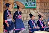 Breastpiece,China,Dai,Festival,Hat,Yunnan
